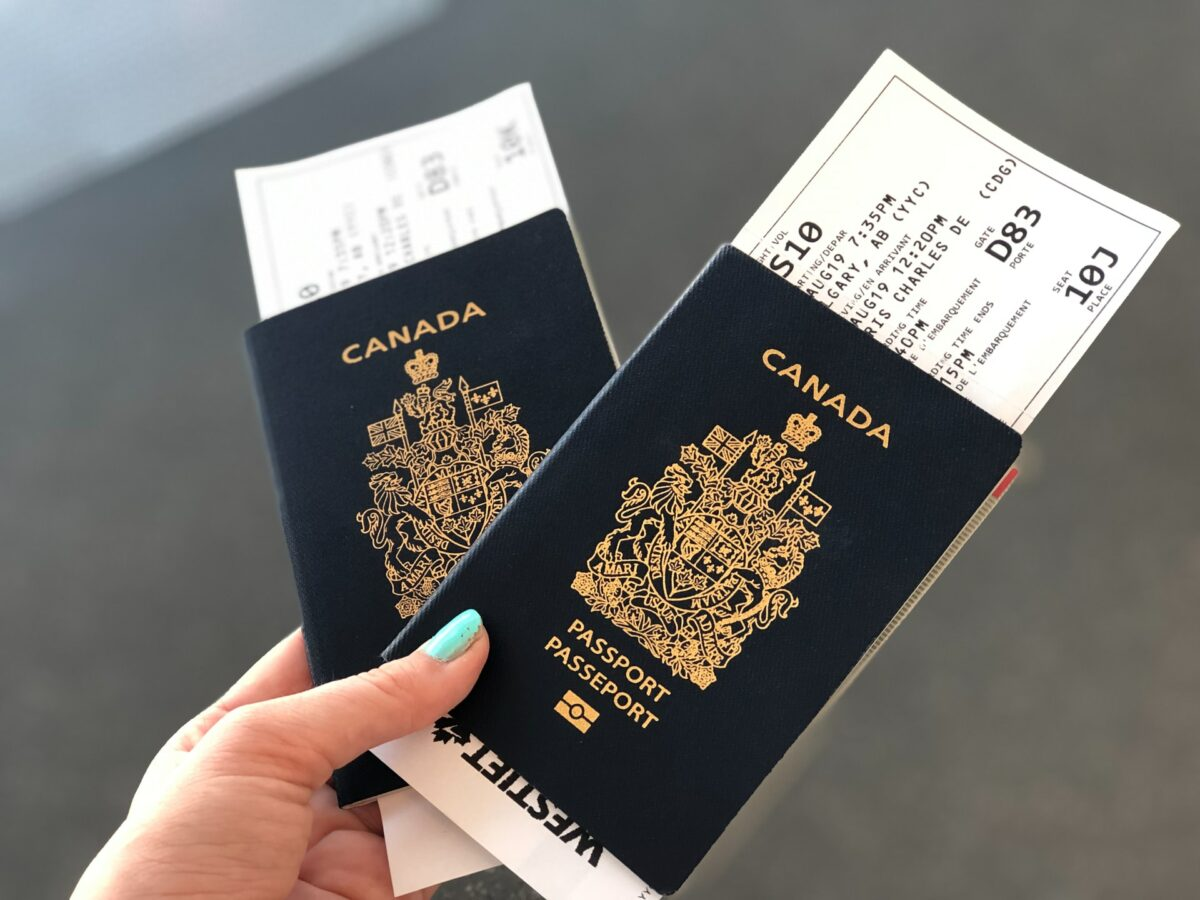 How To Get A Passport To Travel To Canada